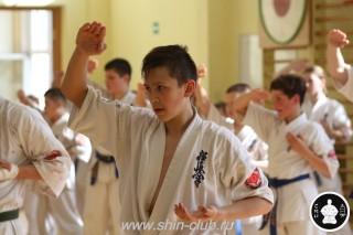 экзамены Киокушинкай каратэ (249)