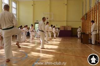 экзамены Киокушинкай каратэ (255)