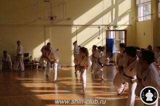 экзамены Киокушинкай каратэ (256)