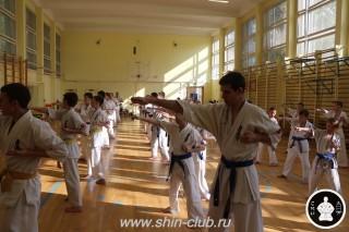 экзамены Киокушинкай каратэ (266)