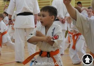 экзамены Киокушинкай каратэ (27)