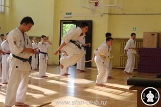 экзамены Киокушинкай каратэ (270)