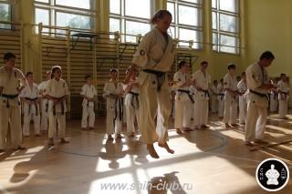 экзамены Киокушинкай каратэ (272)