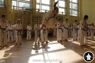 экзамены Киокушинкай каратэ (273)