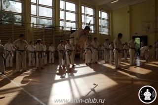 экзамены Киокушинкай каратэ (274)