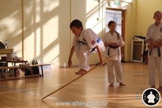экзамены Киокушинкай каратэ (276)