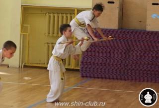 экзамены Киокушинкай каратэ (281)