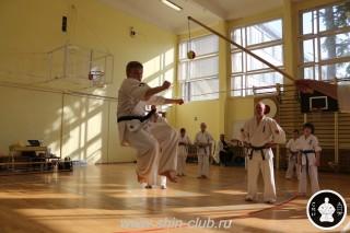 экзамены Киокушинкай каратэ (283)