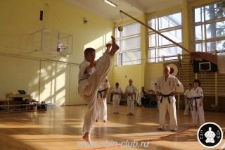 экзамены Киокушинкай каратэ (284)