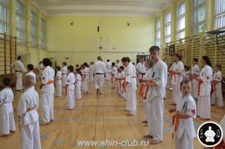 экзамены Киокушинкай каратэ (30)