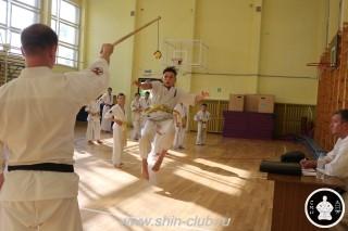 экзамены Киокушинкай каратэ (339)