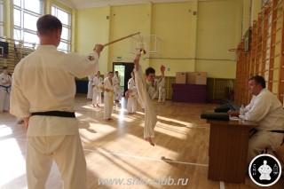 экзамены Киокушинкай каратэ (345)