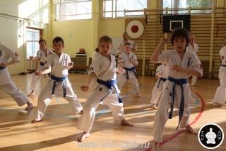 экзамены Киокушинкай каратэ (351)