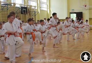 экзамены Киокушинкай каратэ (4)