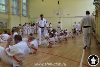 экзамены Киокушинкай каратэ (42)