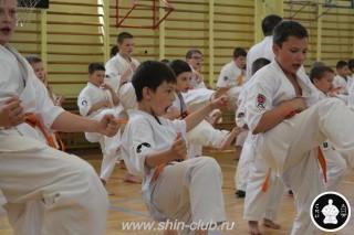 экзамены Киокушинкай каратэ (5)