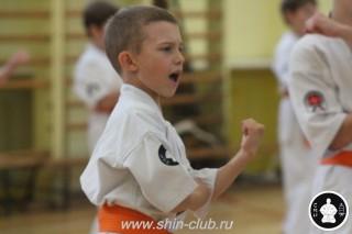 экзамены Киокушинкай каратэ (58)