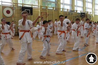 экзамены Киокушинкай каратэ (6)