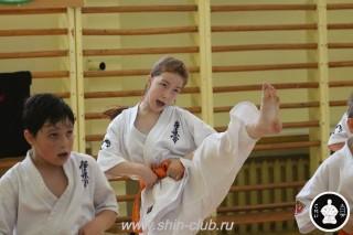 экзамены Киокушинкай каратэ (61)