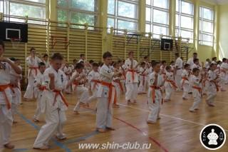 экзамены Киокушинкай каратэ (8)