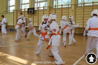 экзамены Киокушинкай каратэ (81)