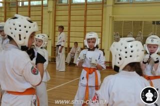 экзамены Киокушинкай каратэ (86)