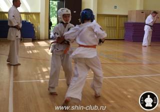 экзамены Киокушинкай каратэ (88)