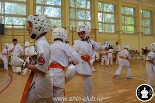 экзамены Киокушинкай каратэ (89)