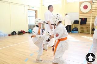 экзамены Киокушинкай каратэ (94)