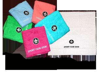 полотенца клуб СИН