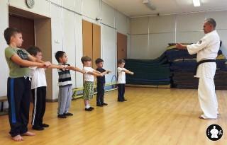 первая тренировка по каратэ (12)