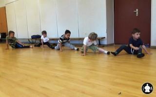 первая тренировка по каратэ (2)