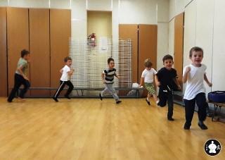 первая тренировка по каратэ (3)
