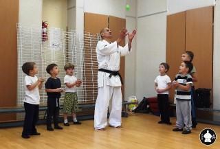 первая тренировка по каратэ (5)
