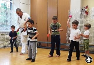 первая тренировка по каратэ (6)
