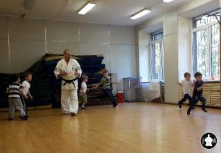 первая тренировка по каратэ (8)