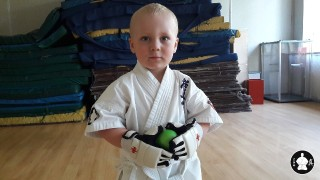 занятия карате кекусинкай детям (9)