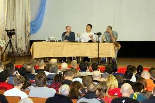 конференция с Шокеем Мацуи (2)
