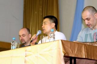 конференция с Шокеем Мацуи (3)