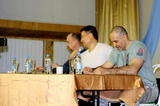 конференция с Шокеем Мацуи (4)