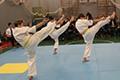 тренировки по каратэ