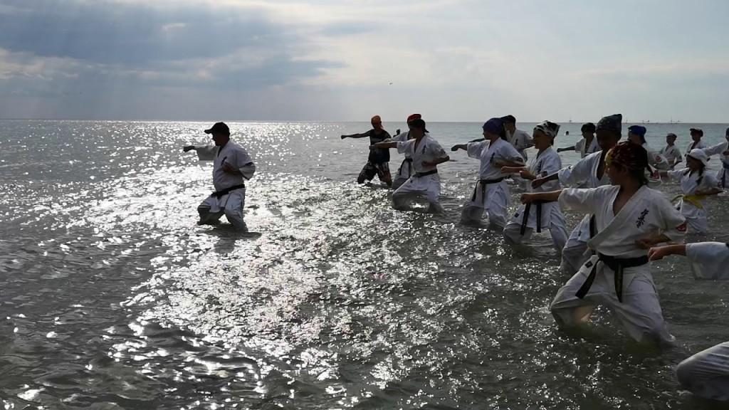 Клуб СИН на море (тренируемся и отдыхаем)