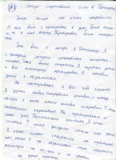 Летний лагерь СК СИН сочинения (18)