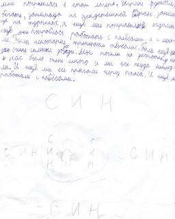 Летний лагерь СК СИН сочинения (3)