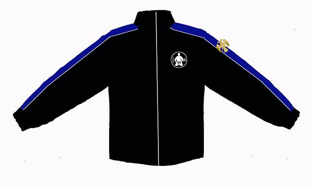 куртка черная перед 2 сайт