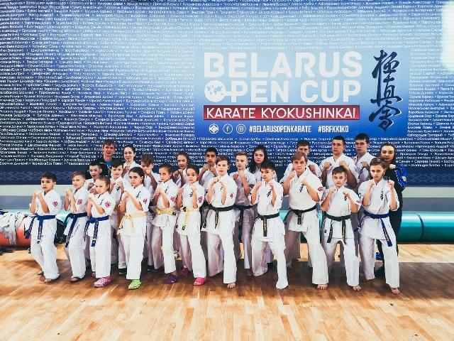каратэ Беларусь